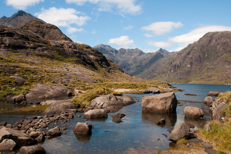 Best lochs in Scotland - Loch Coruisk