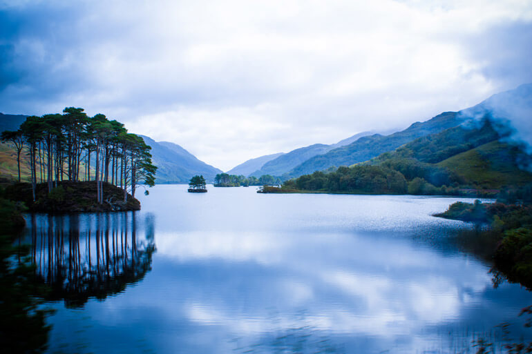 Best lochs in Scotland - Loch Morar