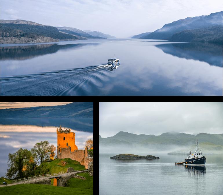 Best lochs in Scotland - Loch Ness