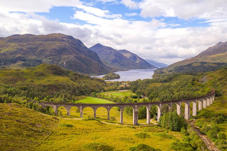 Best lochs in Scotland - Loch Shiel