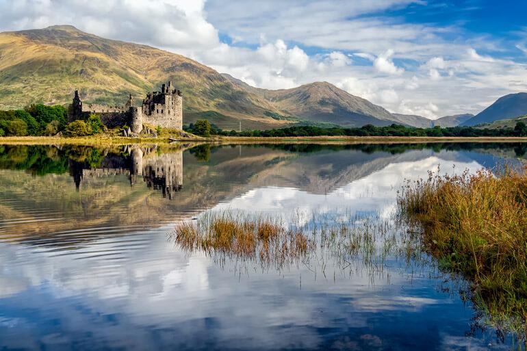 Best lochs in Scotland - Loch Awe