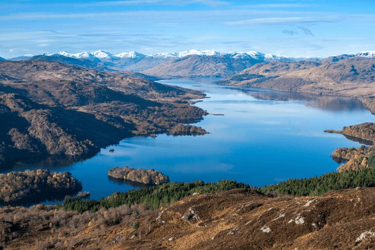 Best lochs in Scotland - Loch Katrine
