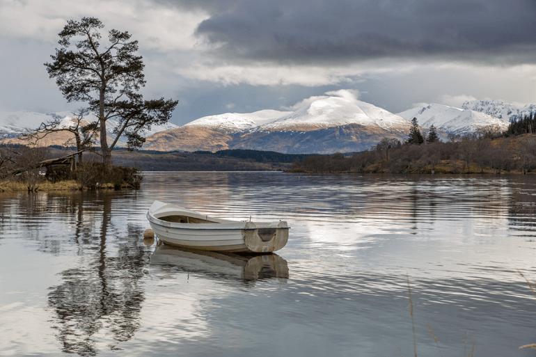 Best lochs in Scotland - Loch Lochy