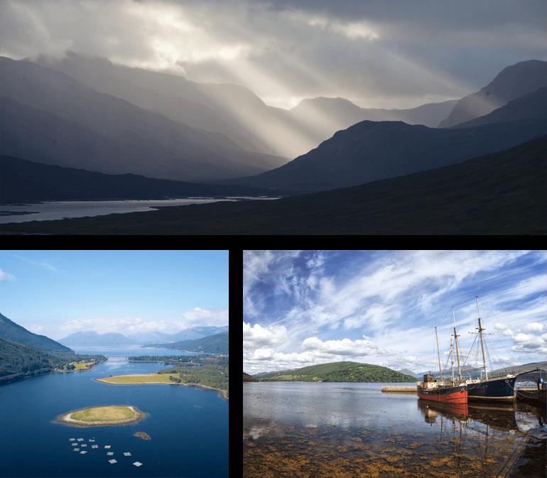 Best lochs in Scotland