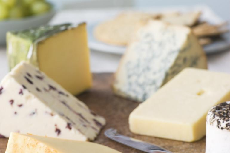 Cornish Yarg (cheese)