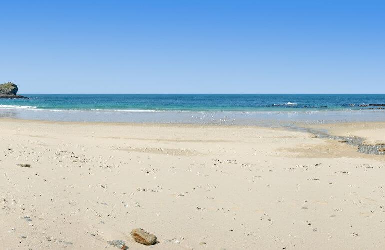 Pentewen Beach