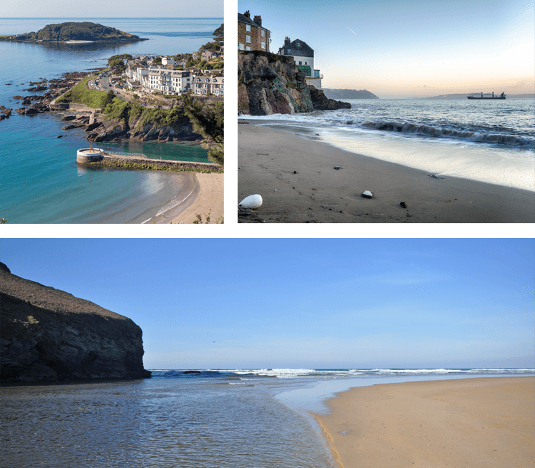 Accessible beaches in Cornwall