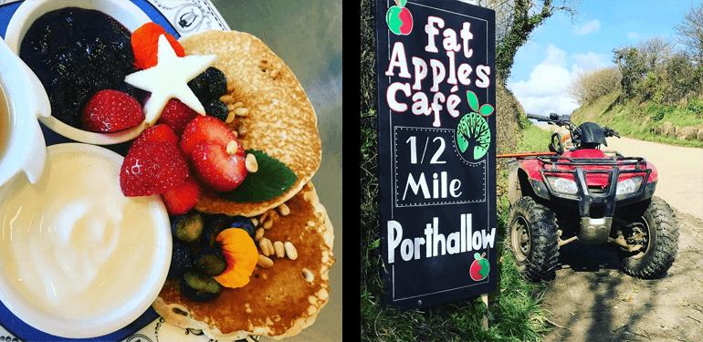 Fat Apples   Nr St Keverne