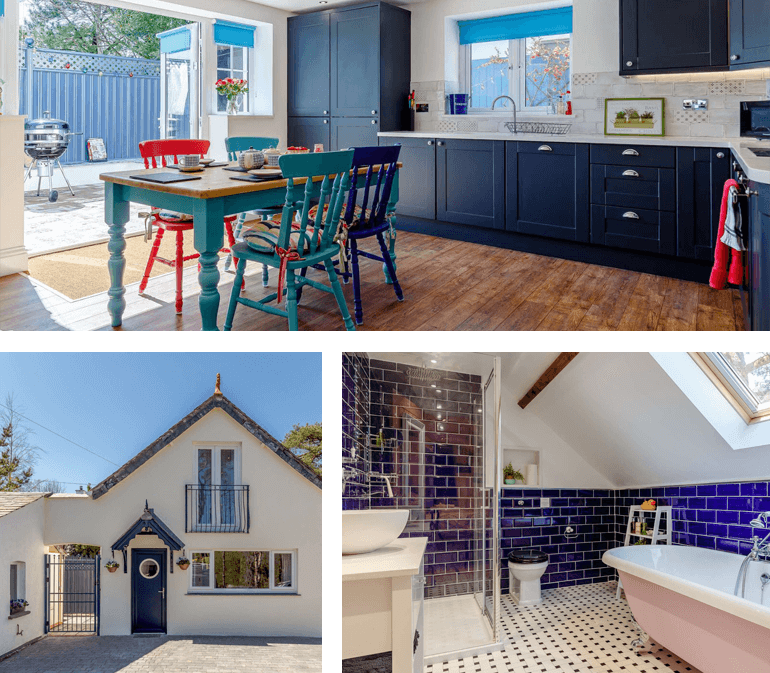 The Coach House at Kilbroney | Sleeps: 4 guests + 1 dog