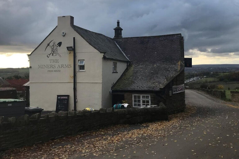 The Miners Arms, Hundall