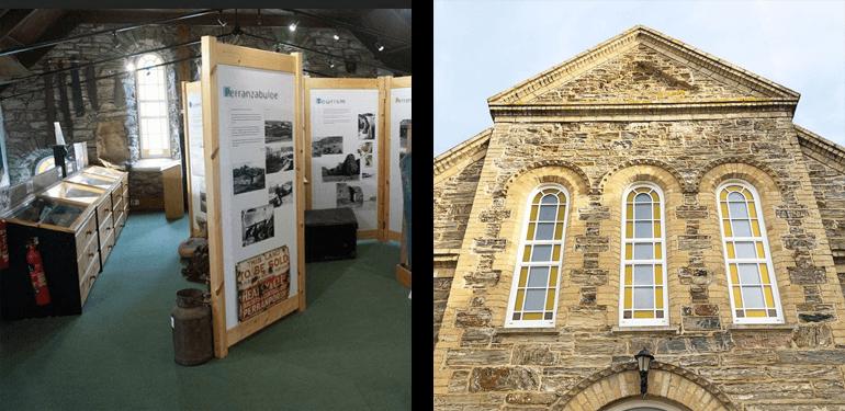 The Perranzabuloe Folk Museum, Perranporth