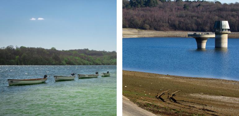 Bewl Reservoir, Lamberhurst