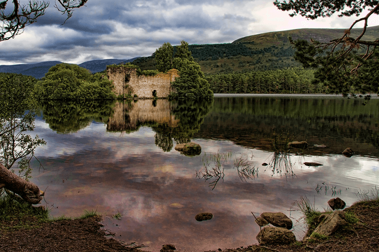 Loch an Eilein - Cairngorms National Park