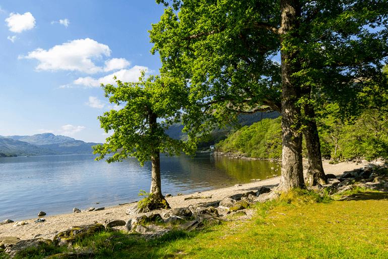 Rowardennan, Loch Lomond