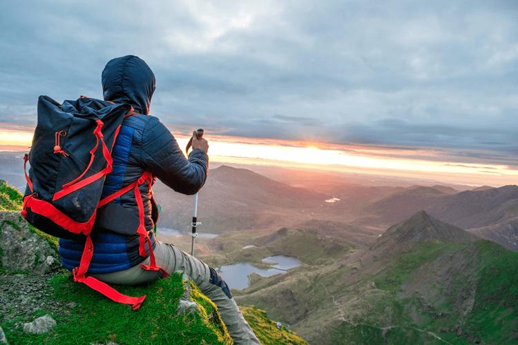 Views in Snowdonia