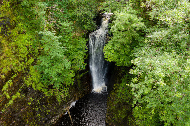 The Elidir Trail / Waterfall Country Walk
