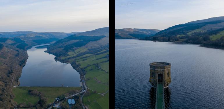 Talybont Reservoir Circular Walk
