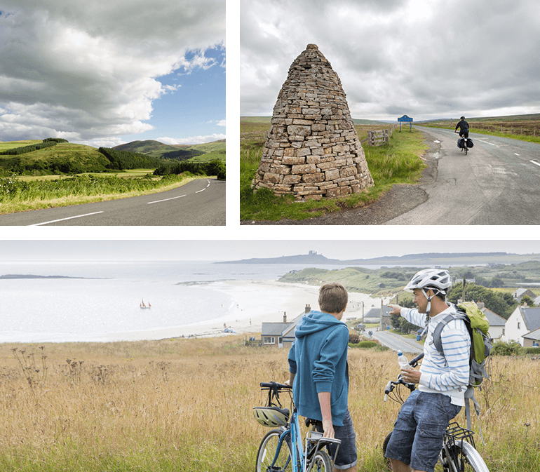 Cycle routes to suit all in Northumberland National Park