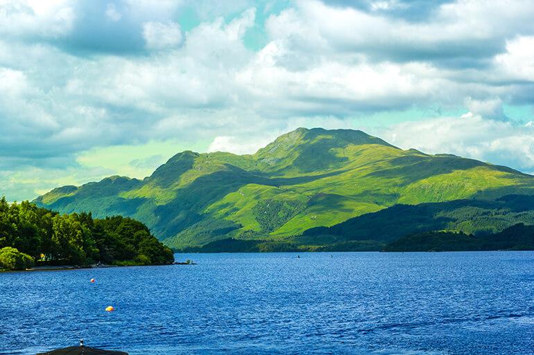 The incredible Loch Lomond