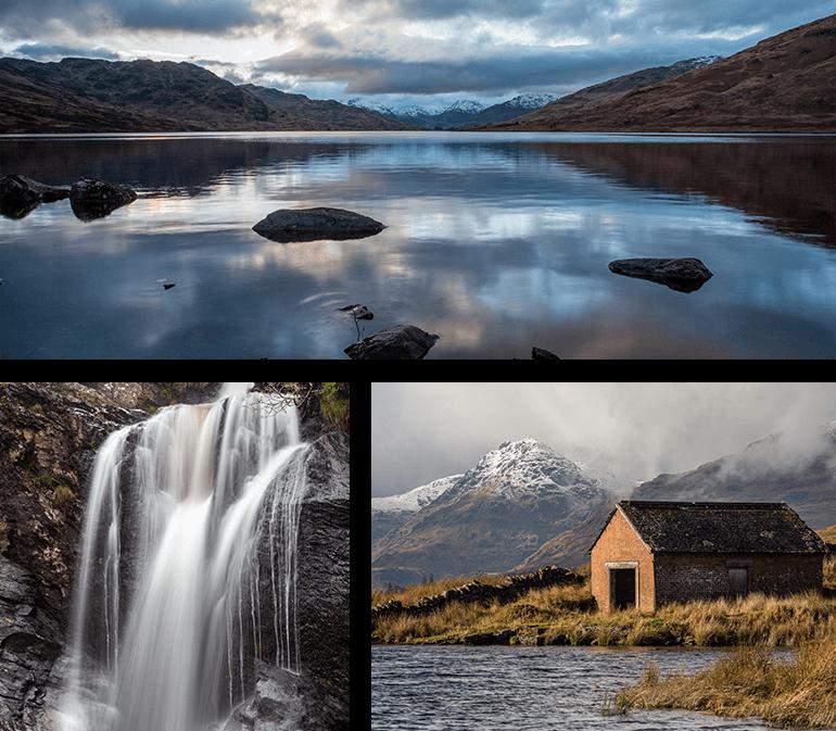 Remote Loch Arklet