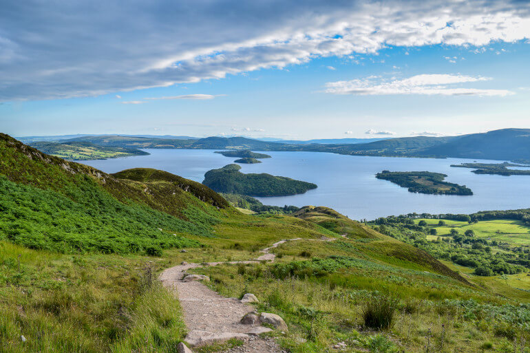 A guide to Scotland's best national parks