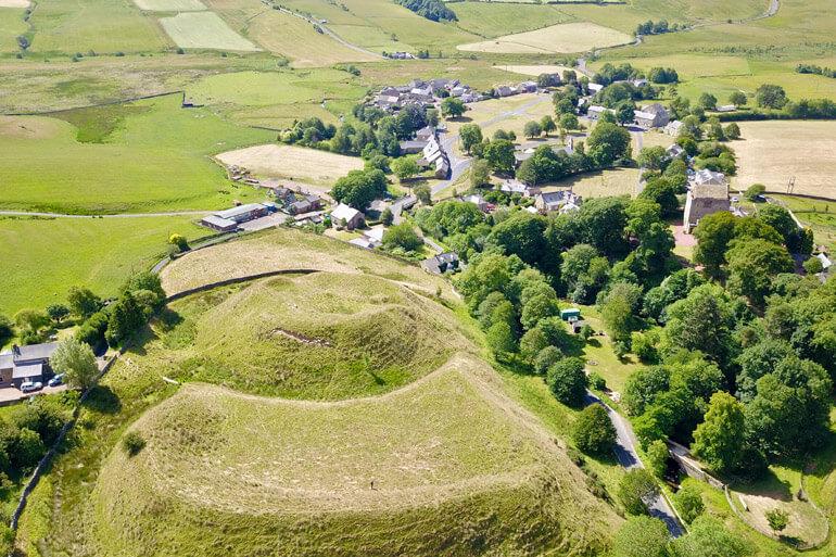Elsdon Village