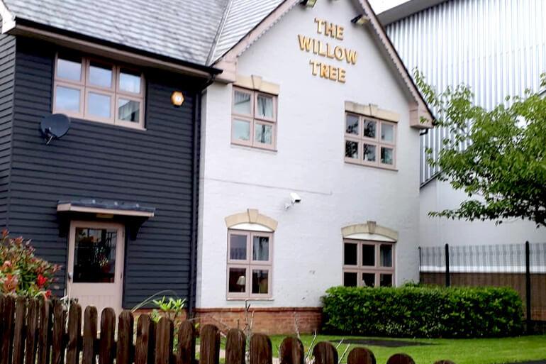 The Willow Tree Pub