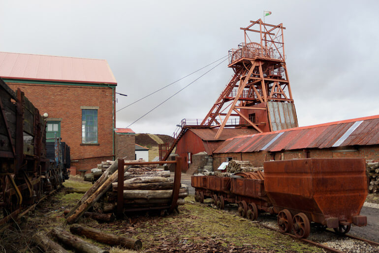 Big Pit National Coal Mining Museum