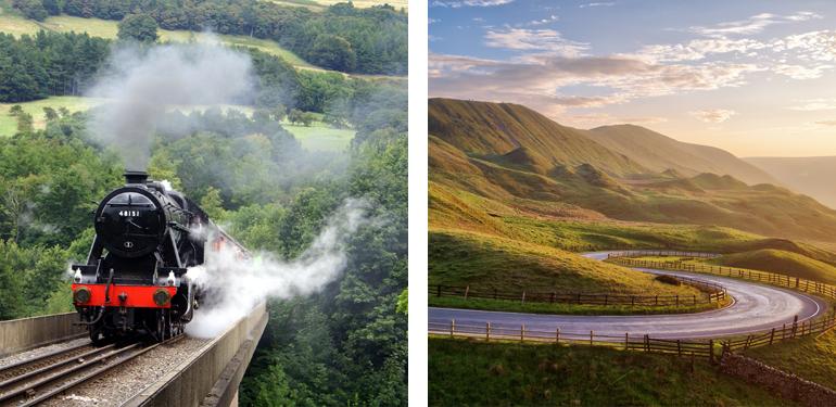 Peak District Steam Railway