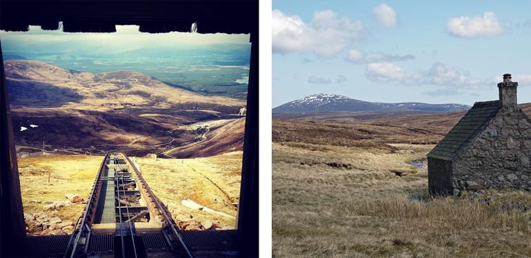 The Cairngorm Mountain Railway