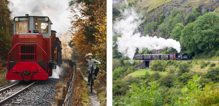 Brecon Beacons Mountain Railway