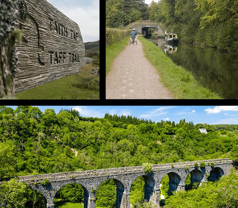 Taff Trail - Brecon to Brynich Lock