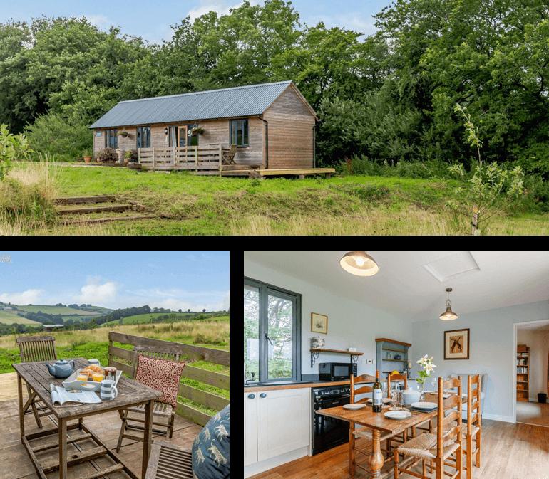 Staple Wood Farm Lodge