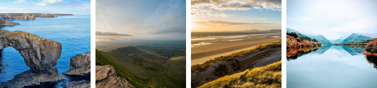Wales national parks
