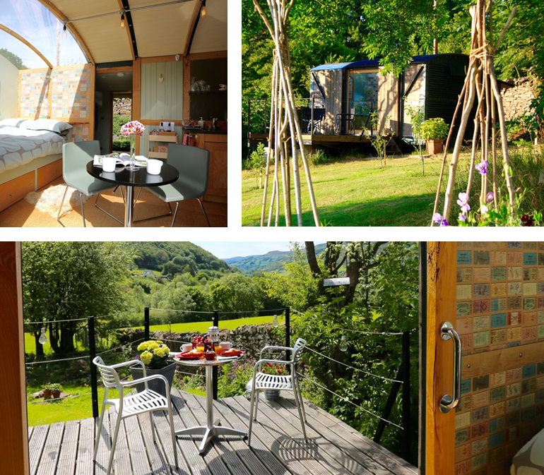 Stargazing Cottage, Brecon Beacons | sleeps: 2 guests + 1 dog