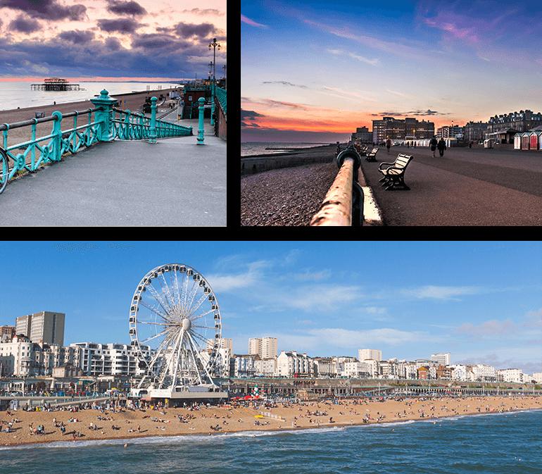Brighton Beach, Brighton and Hove