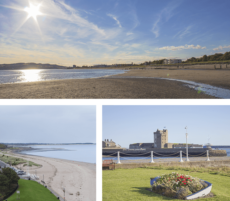Broughty Ferry Beach, Dundee