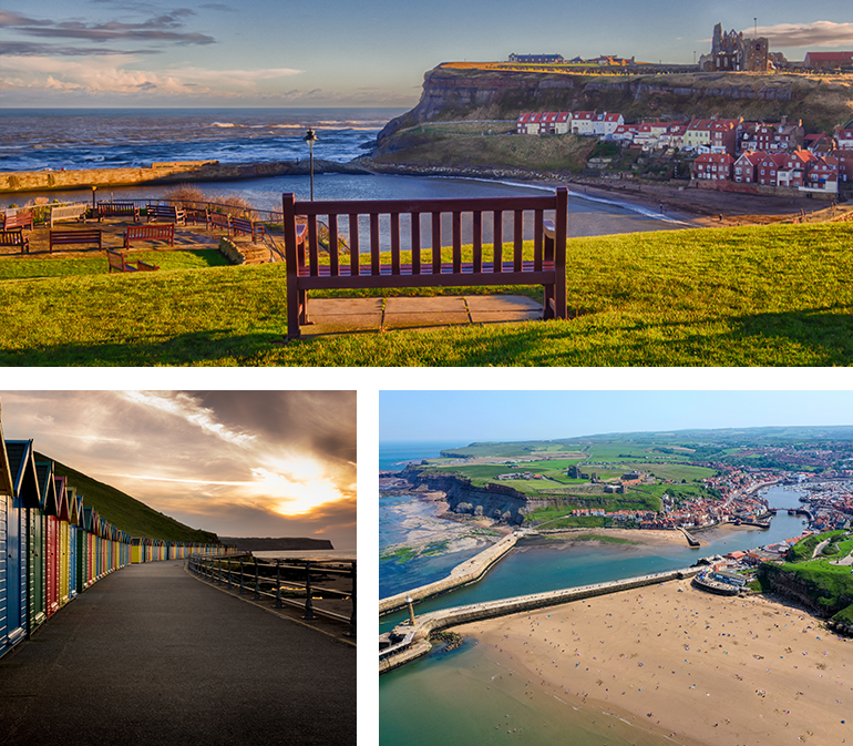 Whitby West Cliff Beach, Whitby