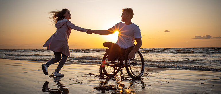 The best accessible beaches