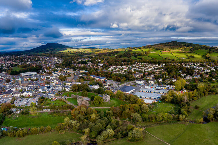 Abergavenny - best for families and foodies
