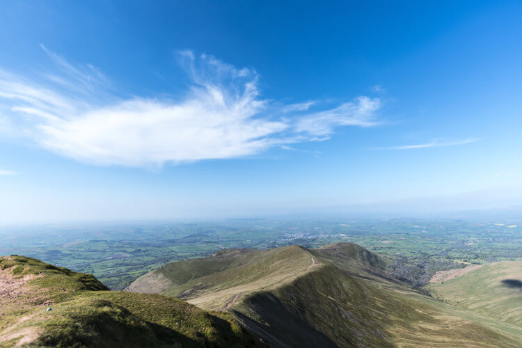 Brecon - best for hikers and view seekers