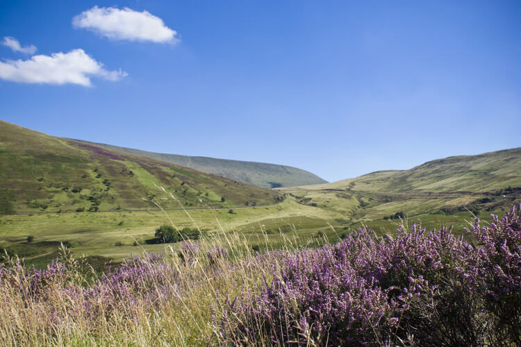 Stay in the Brecon Beacons