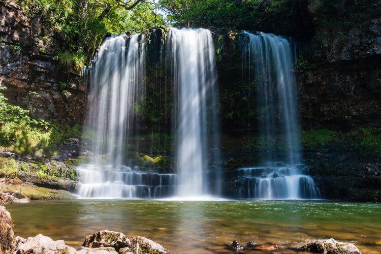Sgwd yr Eira | Fall of the Snow Waterfall