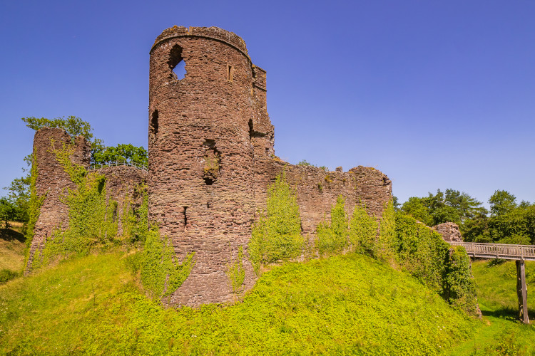 Welsh castle
