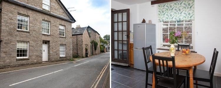 Hay-on-Wye cottages - Brecon Beacons