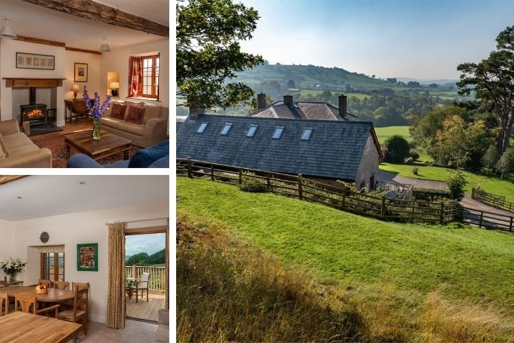 Hay-on-Wye cottages