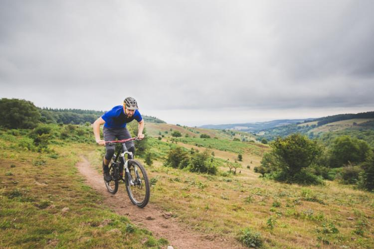 Cycling in the Brecon Beacons