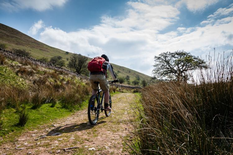Bike hire in the Brecon Beacons