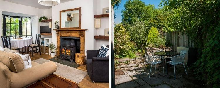 Dog-friendly Brecon Beacons cottage