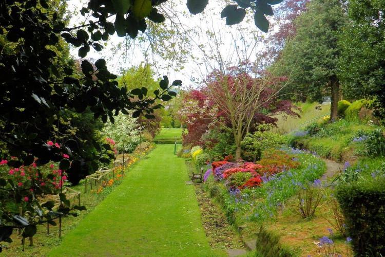 Things to do Abergavenny - Linda Vista gardens